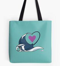 Manta Ray Love Tote Bag
