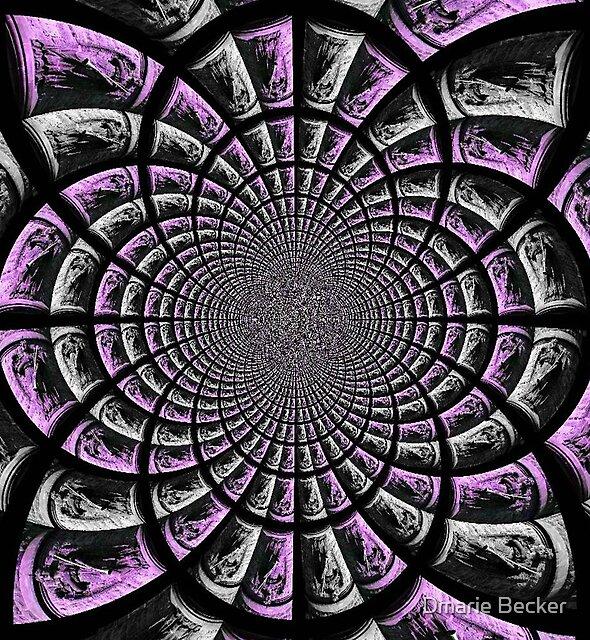 Spinning by Dmarie Becker