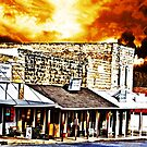 Small Town USA by Pat Moore