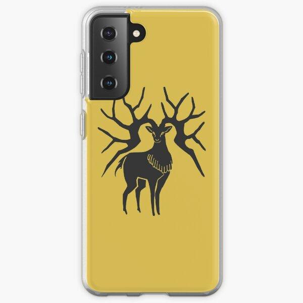 Fire Emblem™: Three Houses - Golden Deer Emblem [Colored] Samsung Galaxy Soft Case