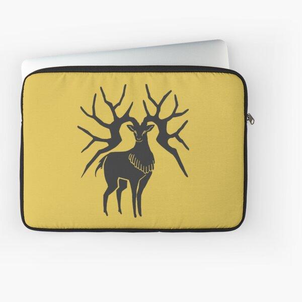 Fire Emblem™: Three Houses - Golden Deer Emblem [Colored] Laptop Sleeve