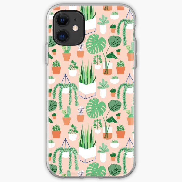 Plant Collection iPhone Soft Case
