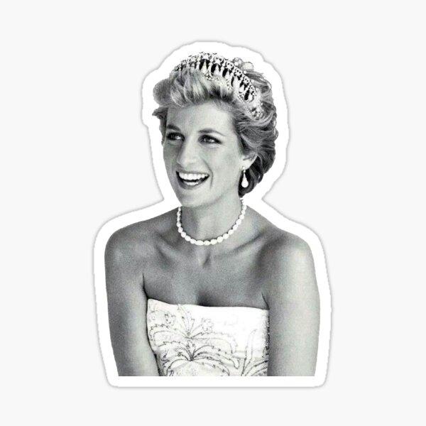 Princess Diana Sticker