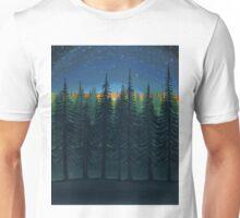 Moonrise at Twilight Starshine Unisex T-Shirt