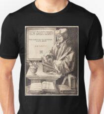 Albrecht Dürer or Durer Erasmus of Rotterdam Unisex T-Shirt