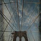 Brooklyn Bridge by Jean-Pierre Ducondi
