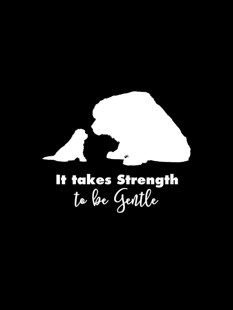 It Takes Strength to Be Gentle by itsmechris