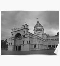 Exhibition Building, Melbourne Poster