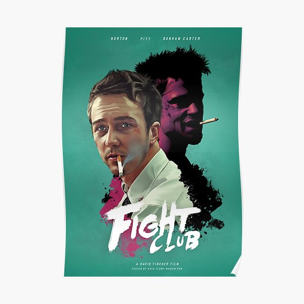 Cartel de la película Fight Club Póster