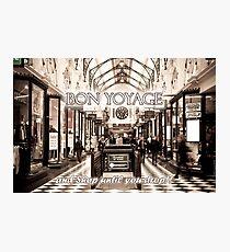 Melbourne Card Photographic Print