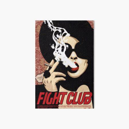 Marla Singer Fight Club Poster Art Board Print