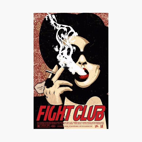 Affiche du Marla Singer Fight Club Impression photo