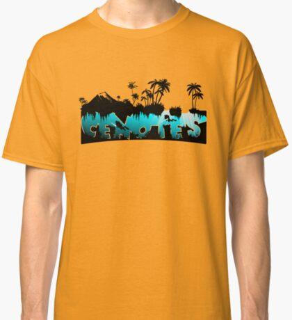 Cenotes! Classic T-Shirt