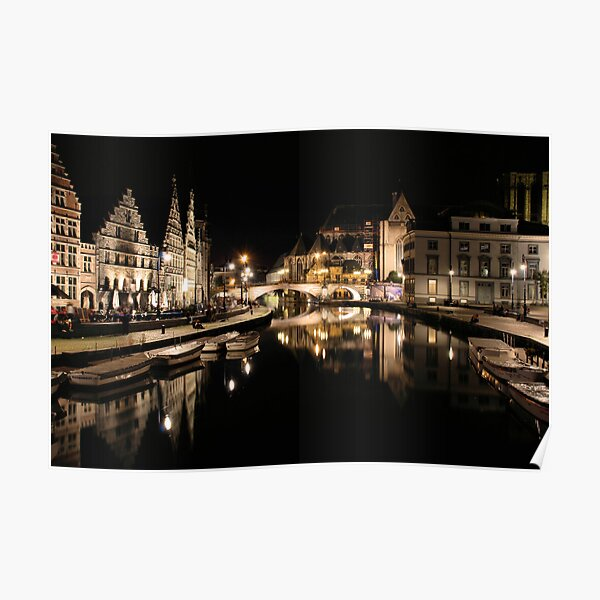 Gent by night Poster