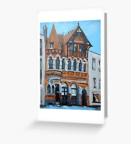 New or old - our choice?? Greeting Card