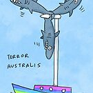 Terror Australis by Jon Kudelka