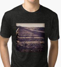 Endless Rails  Tri-blend T-Shirt