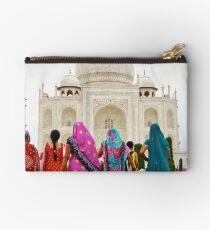 Taj Mahal Women Studio Pouch