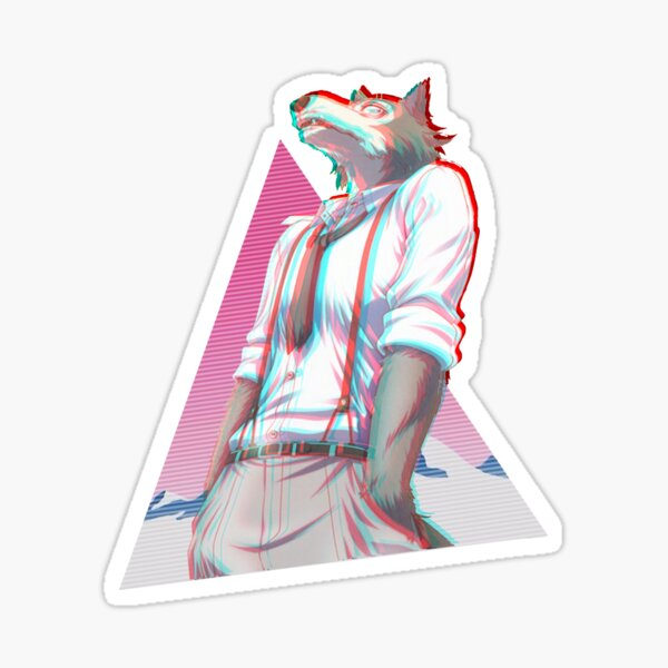 Beastars Sticker