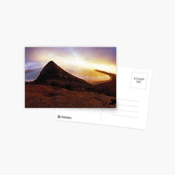 Little Oberon Sunset Postcard