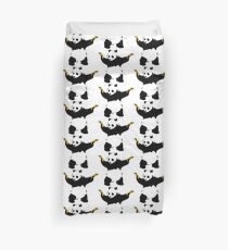 Bad Panda Stencil Duvet Cover