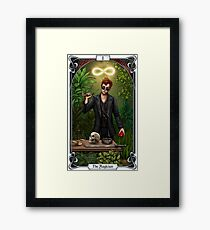 Crowley - The Magician Framed Print