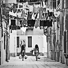 The other Venice - washing day by gameover