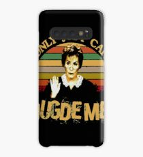 Only Judy Can Judge Me vintage Case/Skin for Samsung Galaxy