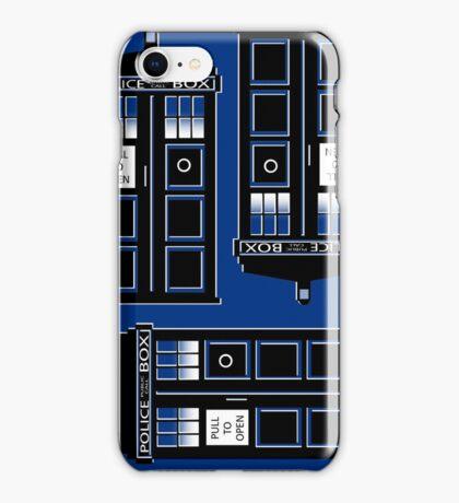tIME bOX 3 iPhone Case/Skin