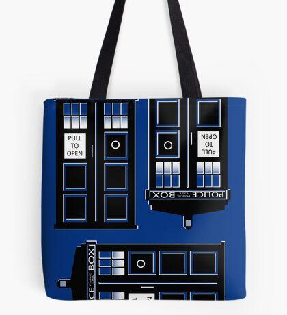 tIME bOX 3 Tote Bag