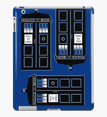 tIME bOX 3 iPad Case/Skin