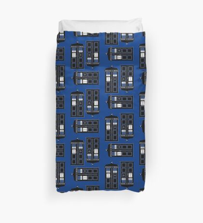 tIME bOX 3 Duvet Cover