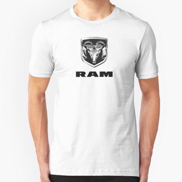 Ram Trucks Dodge Slim Fit T-Shirt