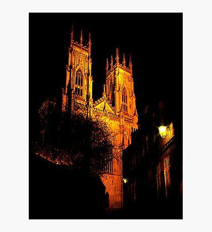 York Minster #1 Photographic Print