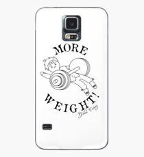 Giles Corey: Gym Bro Case/Skin for Samsung Galaxy