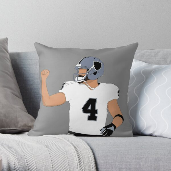 Football is Upon Us Throw Pillow