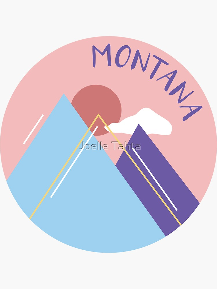 Montana Mountains by jtahta