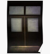 Walter Bishop's Lab (Fringe) Poster
