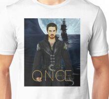 "Captain Hook Comic Poster ""Moonlight"" Unisex T-Shirt"