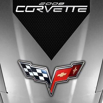 corvette by frank13716