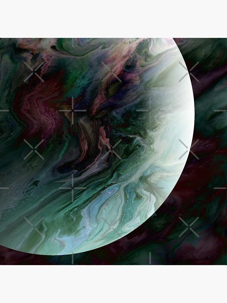 Planet Tourmaline by kerravonsen