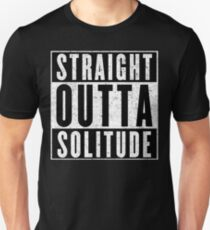 Adventurer with Attitude: Solitude T-Shirt