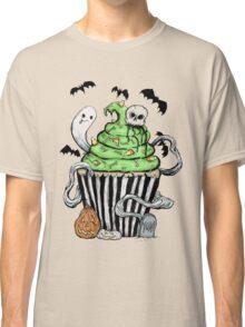 Gothic Cupcake  Classic T-Shirt