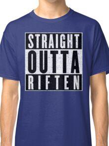 Adventurer with Attitude: Riften Classic T-Shirt