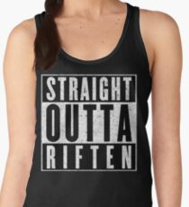 Adventurer with Attitude: Riften Women's Tank Top