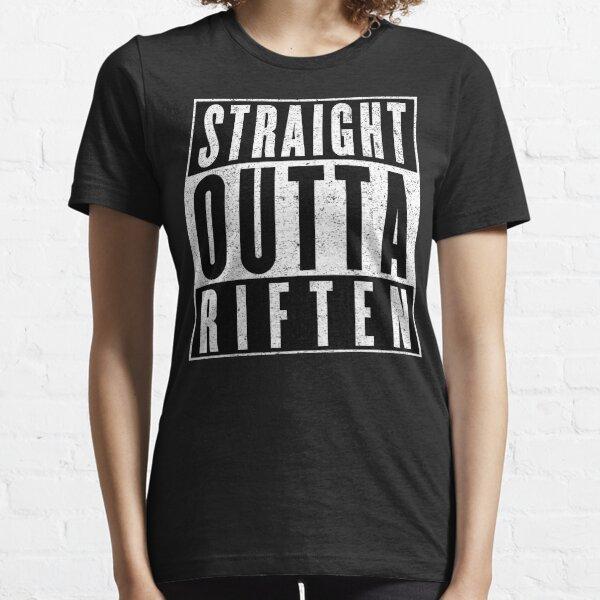 Aventurier avec Attitude: Riften T-shirt essentiel