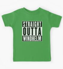 Adventurer with Attitude: Windhelm Kids Clothes