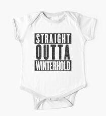 Adventurer with Attitude: Winterhold Kids Clothes