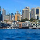 Miniature Sydney Harbour by sharon2121