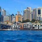 Miniature Sydney Harbour by sharon2121